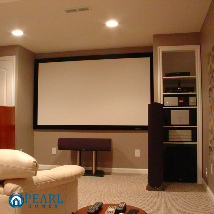 Pearl homes finished basements for Finished basement cost estimator